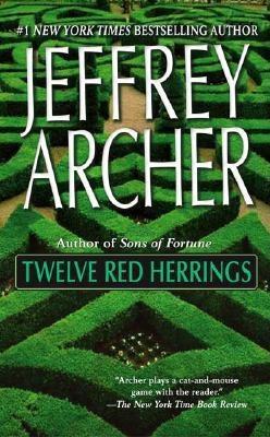 Twelve Red Herrings By Archer, Jeffrey