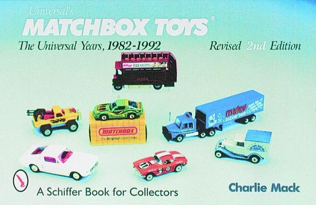 Universal's Matchbox Toys By MacK, Charlie
